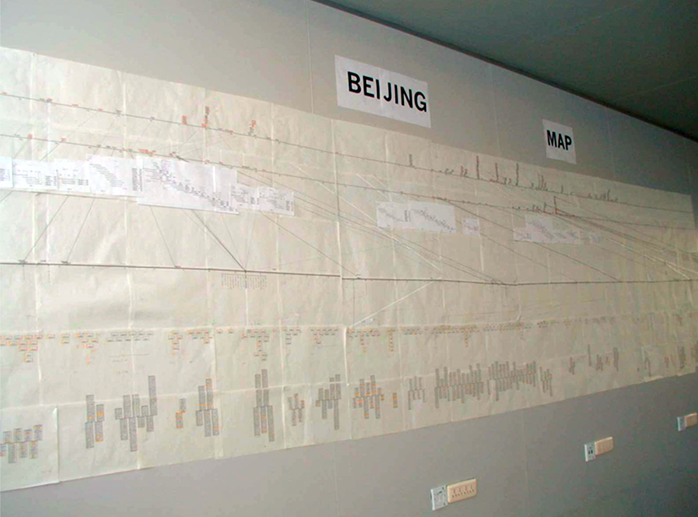 Beijing joins the International Genome Project in 1999