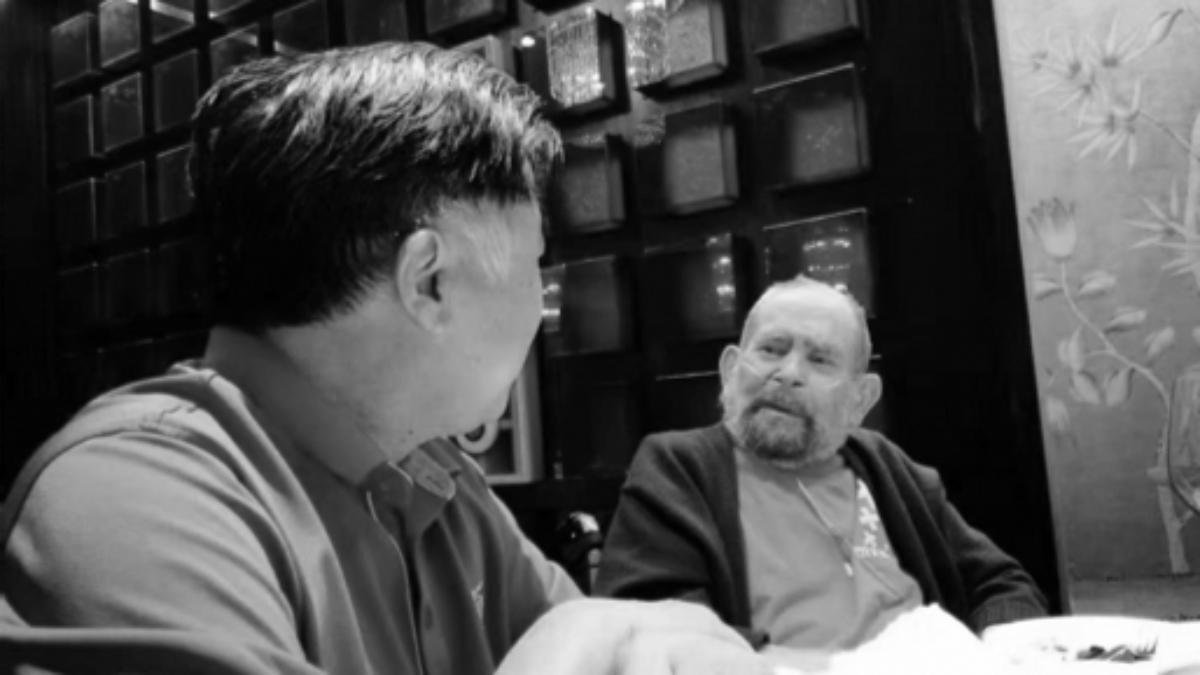 Huanming Yang and Sydney Brenner